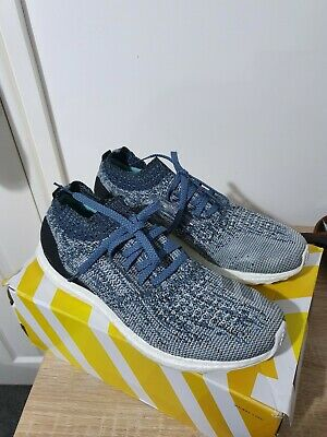 Parley Ultra boost uncaged Grey Blue UK10