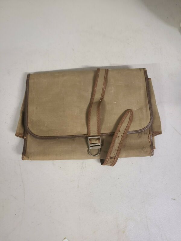Vintage Small Operating Case Military Medical Kit Army Rare Surgical #sc74