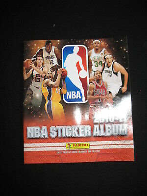 NBA, 2010-11, Panini, Album - Stickers for Placement - NEW comprar usado  Enviando para Brazil