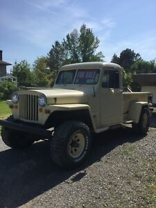 1949 Willy's Jeep Pickup