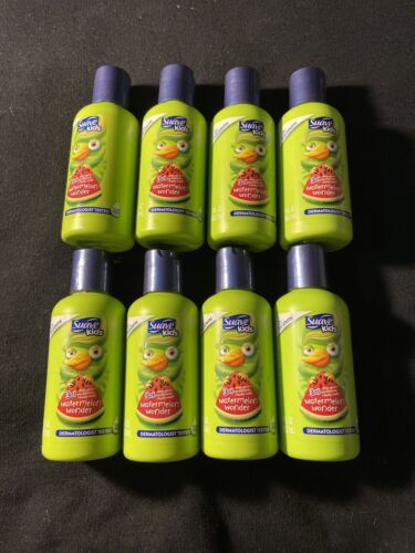 8 kids 3 in 1 shampoo conditioner
