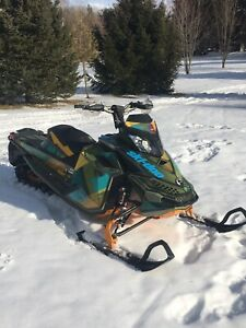 2012 Ski Doo 800 Freeride Xp
