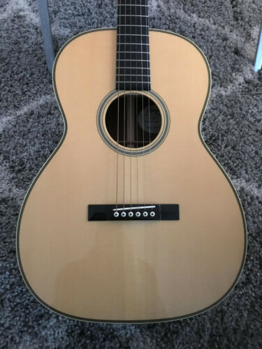 Bourgeois OMS Guitar Rosewood & Adirondak Spruce Excellent
