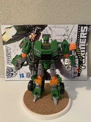 Transformers Generations IDW 30th Anniversary HOIST Deluxe Class Complete