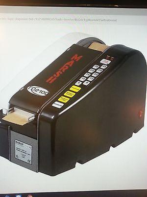 Marsh Td2100 Electronic Gummed Tape Dispenser New