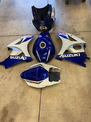 2007 2008 Suzuki GSXR 1000 Left Right Side Fairing Bodywork Panel OEM