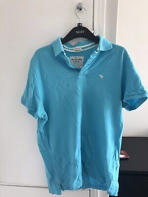 abercrombie and fitch polo xl