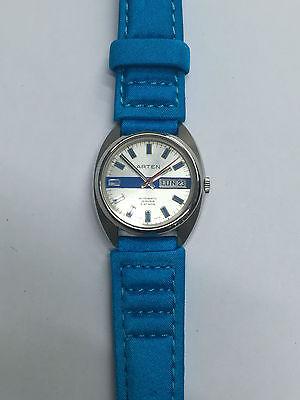 Orologio ARTEN Vintage anni 60 a carica automatica Suisse Made