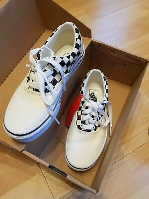 Vans Check Off-white Kids UK 1