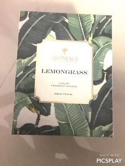 Aromage Lemongrass Luxury Fragrant candle 350 g