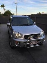 2002 Toyota RAV4 Wagon Labrador Gold Coast City Preview
