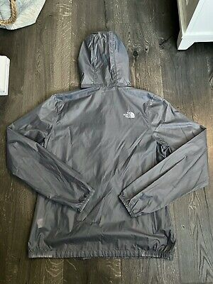 The North Face Women's Cyclone Windwall Jacket - Gray - Small