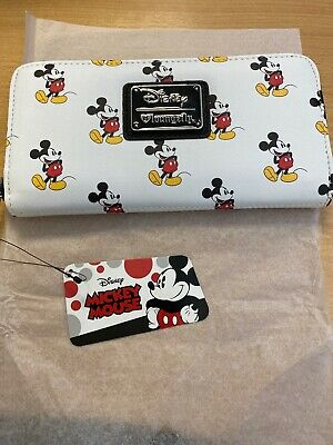 Loungefly DISNEY Mickey Mouse Print Purse (Brand New) Unused