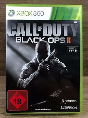 FSK18 • Xbox 360 Spiel • Call of Duty: Black Ops 2 • Guter Zustand #M39
