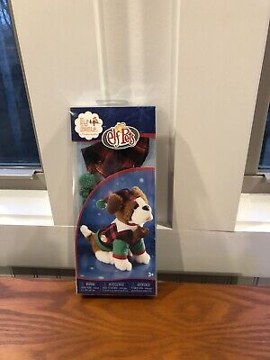 NIP Elf On The Shelf Elf Pets Playful Puppy Pjs