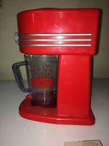 Coca-Cola slush maker