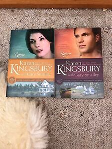 Karen Kingsbury redemption series book 3 and 4 Heidelberg Banyule Area Preview