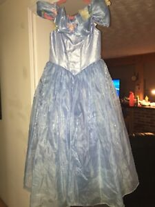 Disney Cinderella Dress Size 4-6X