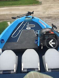 Bass boat/willing to trade for seadoo
