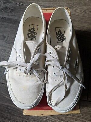 Vans Authentic White Size UK 5 - Great Condition