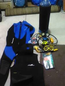 Southern River - Scuba Diving Equipment #1 Southern River Gosnells Area Preview