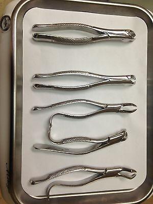 14 Henry Schein Premier Dental Forceps Retail  700