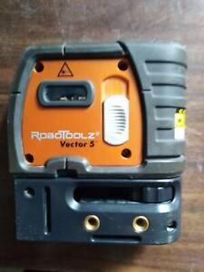 Robotoolz vector 5 5 beam laser