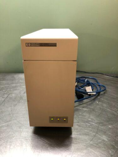 HP 5972A MSD Mass Selective Detector