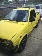 1986 Suzuki Mighty Boy Ute Woodberry Maitland Area Preview