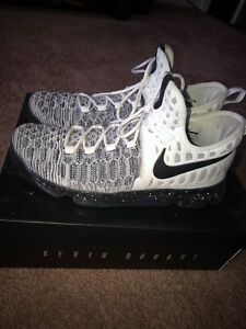 nike kd9 size 13 for sale (oreo)
