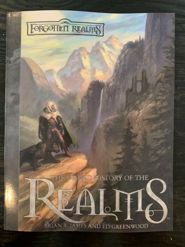 D&D: Forgotten Realms - The Grand History Of The Realms - WTC - PBR