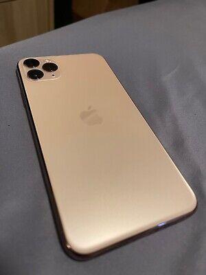 Apple iPhone 11 Pro Max - 256GB - Gold (AT&T) A2161 (CDMA + GSM) UNLOCKED