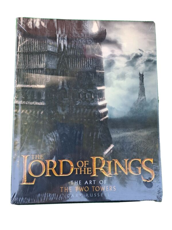 The Lord of the Rings: The Art of the Two Towers . Brand new. Hardcover