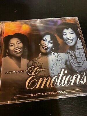 THE BEST OF THE EMOTIONS - BEST OF MY LOVE (The Best Of The Emotions)