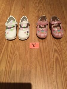 Girl's Shoes (Size 6)