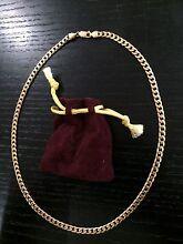 Men's gold chain Mandurah Mandurah Area Preview