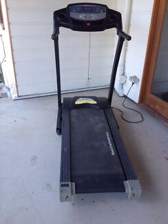 Healthstream Gold Series GS1180T Treadmill Paddington Brisbane North West Preview