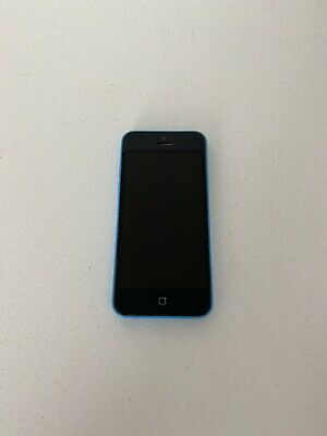 Apple iPhone 5c - 16GB - Blue (AT&T) A1532 (GSM) - Works 100% Weak Batt 4A