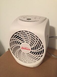 Sunbeam portable heater