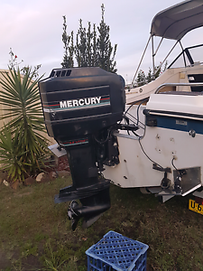 Mercury 175hp 2 stroke Tuncurry Great Lakes Area Preview