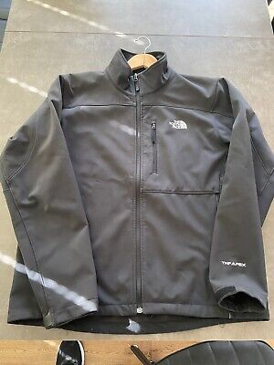 The North Face TNF Apex Jacket Black Large