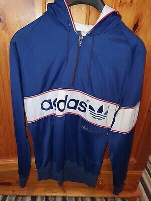 Adidas 1980's New York hoodie XS **RARE**