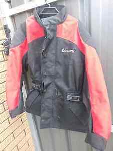 Female XS DRIRIDER motorcycle textile  jacket scooter wateproof Prospect Prospect Area Preview
