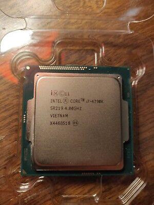 Intel Core i7-4790K 4.0GHz Quad-Core Processor na sprzedaż  Wysyłka do Poland