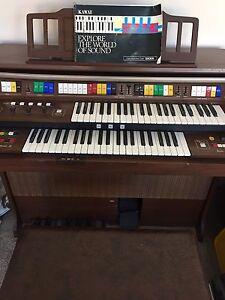 Kawai DX 305 Organ Wamberal Gosford Area Preview