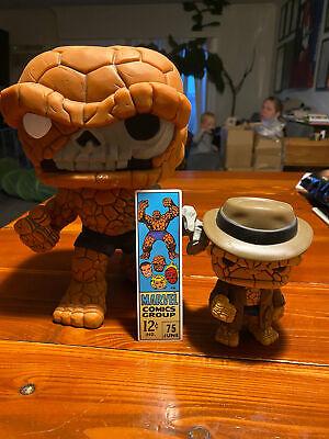 "Marvel Corner Box 5"" Decal sticker Fantastic Four!"