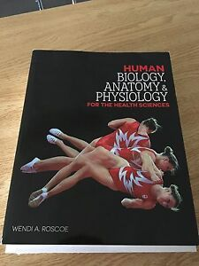 BRAND NEW Prehealth text books Canadore college