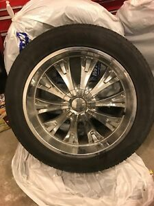 305/45/R22  Roadian HP with Cruiser Alloy Wheels