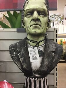 Wanted Frankenstein bust or mask
