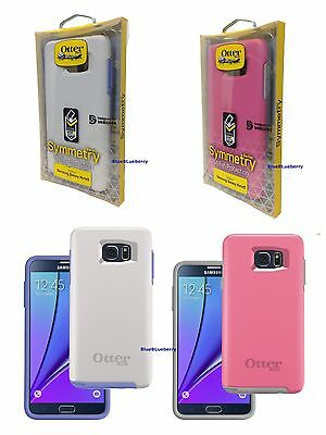 New Otterbox Symmetry Series Slim Case Cover For The Samsung Galaxy Note 5 Note5